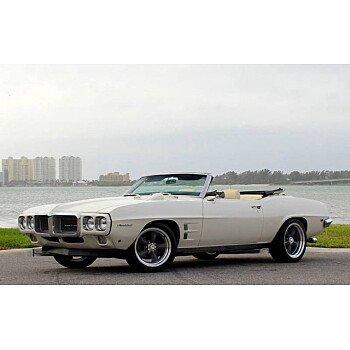 1969 Pontiac Firebird for sale 101256595