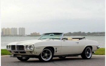 1969 Pontiac Firebird for sale 101256595