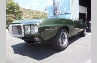 1969 Pontiac Firebird for sale 101341931