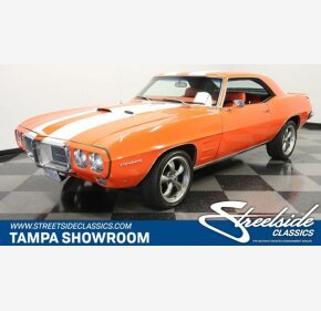 1969 Pontiac Firebird for sale 101374705