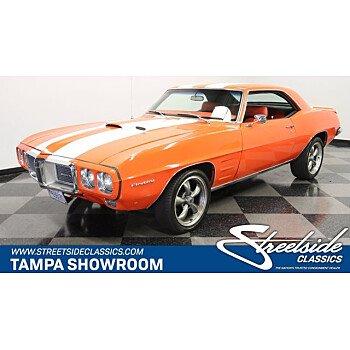 1969 Pontiac Firebird for sale 101374705