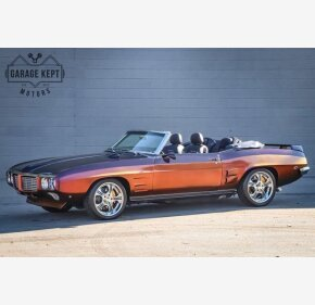 1969 Pontiac Firebird for sale 101399284