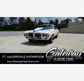 1969 Pontiac Firebird for sale 101452160