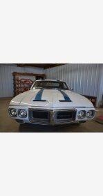 1969 Pontiac Firebird for sale 101460885