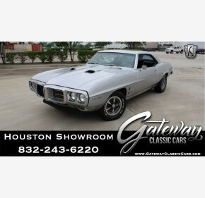 1969 Pontiac Firebird for sale 101495365