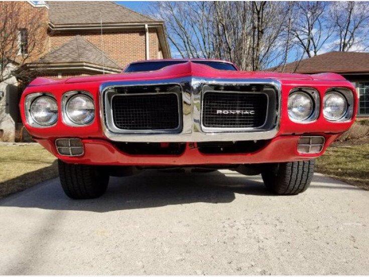 1969 Pontiac Firebird for sale 101585254