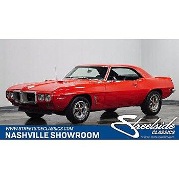 1969 Pontiac Firebird for sale 101607492