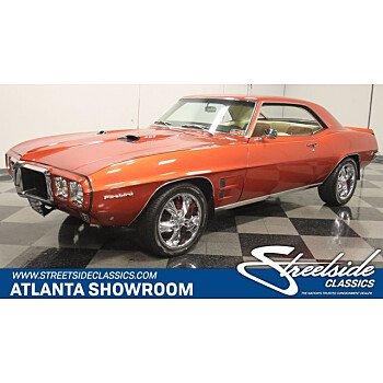 1969 Pontiac Firebird for sale 101625485
