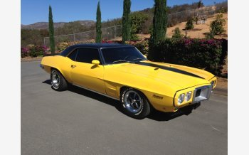 1969 Pontiac Firebird for sale 101049508