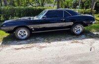 1969 Pontiac Firebird Coupe for sale 101339524