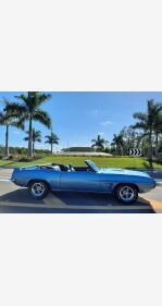 1969 Pontiac Firebird Convertible for sale 101448111
