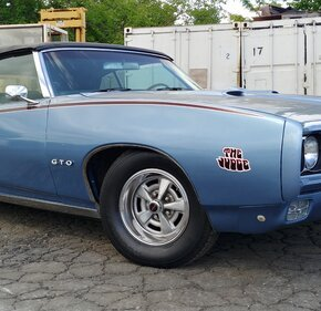 1969 Pontiac GTO for sale 101183597