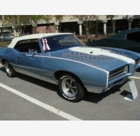 1969 Pontiac GTO for sale 100825147