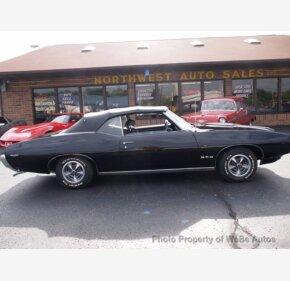 1969 Pontiac GTO for sale 100891586