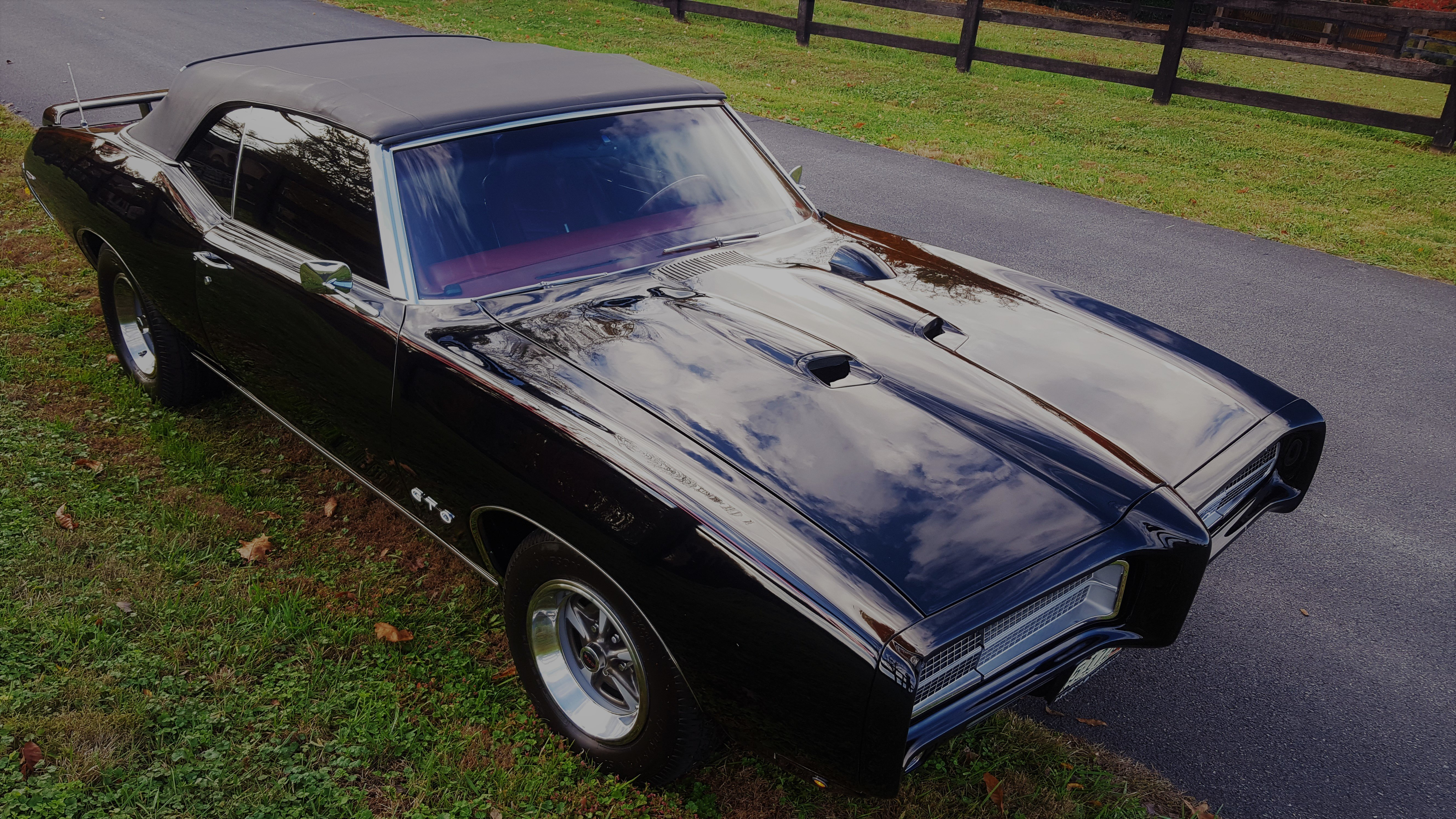 1969 Pontiac Gto Classics For Sale On Autotrader 1960s Judge