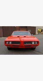1969 Pontiac GTO for sale 100992789