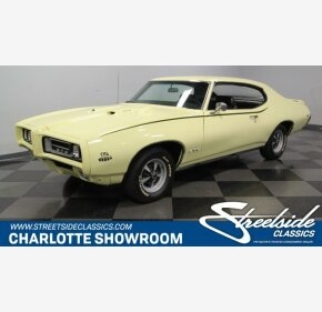 1969 Pontiac GTO for sale 101009494
