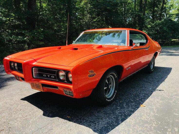 1969 Pontiac GTO for sale near sylvania, Ohio 43560