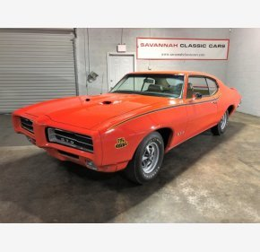 1969 Pontiac GTO for sale 101051913