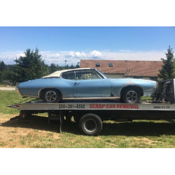 1969 Pontiac GTO for sale 101055122