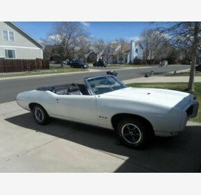 1969 Pontiac GTO for sale 101062279