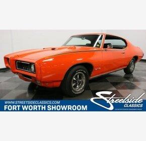 1969 Pontiac GTO for sale 101072141