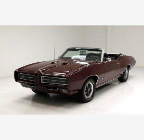1969 Pontiac GTO for sale 101182233