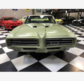 1969 Pontiac GTO for sale 101188025