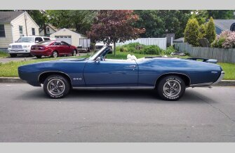 1969 Pontiac GTO for sale 101213382