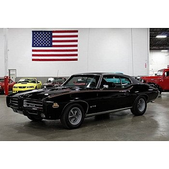 1969 Pontiac GTO for sale 101227405