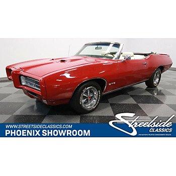1969 Pontiac GTO for sale 101231196