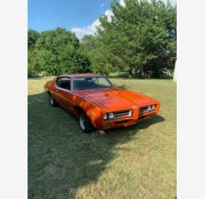 1969 Pontiac GTO for sale 101235158