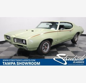 1969 Pontiac GTO for sale 101288954