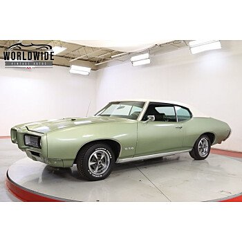 1969 Pontiac GTO for sale 101388283