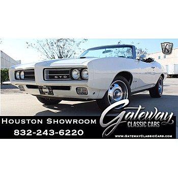 1969 Pontiac GTO for sale 101435520