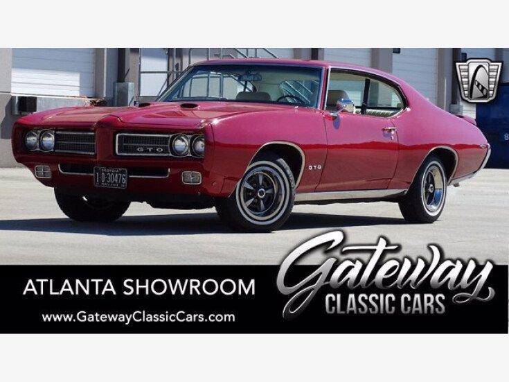 1969 Pontiac GTO for sale 101464406