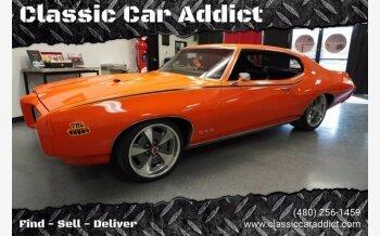 1969 Pontiac GTO for sale 101479636