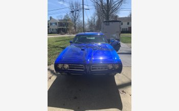 1969 Pontiac GTO for sale 101500213