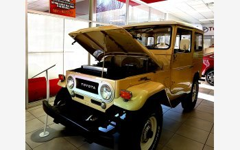 1969 Toyota Land Cruiser for sale 101079787