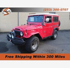 1969 Toyota Land Cruiser for sale 101236126