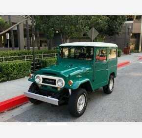1969 Toyota Land Cruiser for sale 101322704