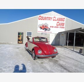 1969 Volkswagen Beetle for sale 100951033