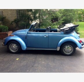 1969 Volkswagen Beetle Convertible For 101077429
