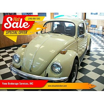 1969 Volkswagen Beetle for sale 101159873