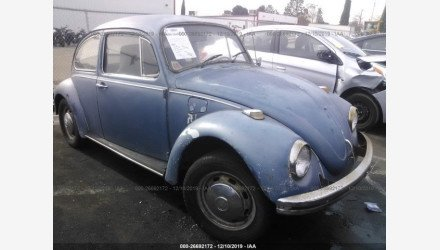1969 Volkswagen Beetle for sale 101257007