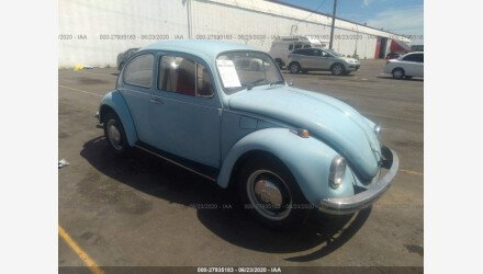 1969 Volkswagen Beetle for sale 101342207