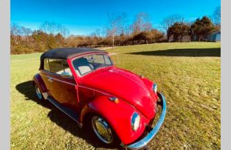 1969 Volkswagen Beetle for sale 101435581