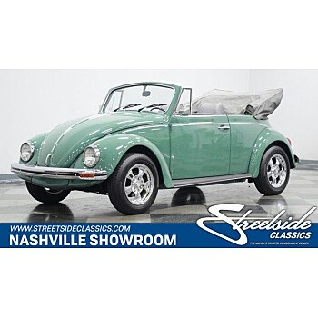 1969 Volkswagen Beetle Convertible for sale 101611018