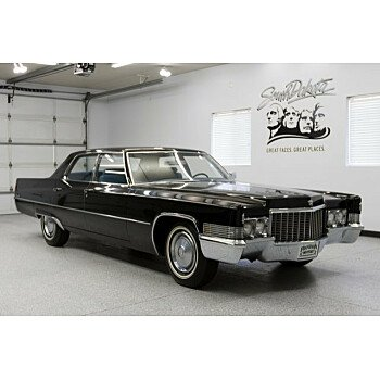 1970 Cadillac De Ville for sale 100989910