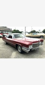 1970 Cadillac De Ville for sale 101185695